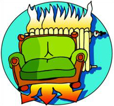 bau praxis energiesparen f r jedermann teil 2. Black Bedroom Furniture Sets. Home Design Ideas