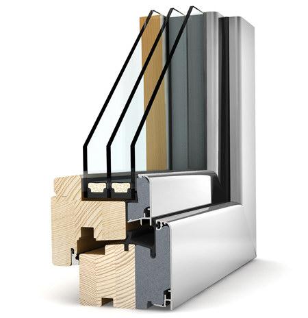 bau praxis materialien f r fensterrahmen. Black Bedroom Furniture Sets. Home Design Ideas